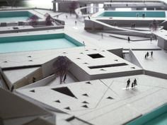 MEDELLIN / Aquatic centre ▲ ✪ - LCLAOFFICE Luis Callejas Landscape Urbanism Architecture