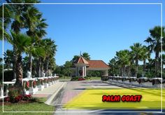 #MiamiSedanService for #PalmCoast - Professional transportation to visit the authentic Palm Coast in Florida. Take a look at why this city is one of the favorite places for many tourists.