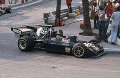 David Purley, LEC Refrigeration Racing - March-Ford 731, Monaco '73