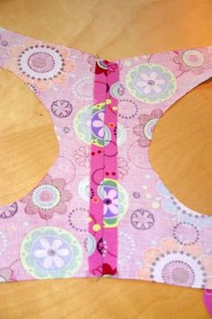 Kimono Dog Harness Pattern + Tutorial | Sew Mama Sew | Bringing you outstanding sewing, quilting, and needlework tutorials since 2005.