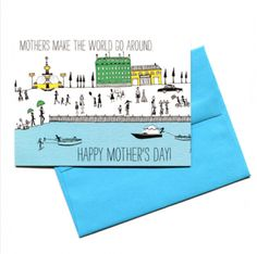 Sweet Mother's Day card from Mr. Boddington - + others
