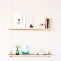 Diy on a budget: 5 simple + stylish shelves apartment therapy diy rangement Diy Wooden Shelves, Small Shelves, Wooden Diy, Diy Shelving, Floating Shelves, Diy Home Decor Bedroom, Diy Home Decor On A Budget, Small Room Bedroom, Bedroom Ideas