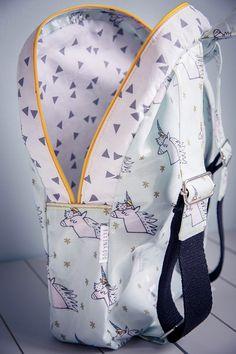 Le patron du sac à dos LOOPY – Les créations couture de Dodynette