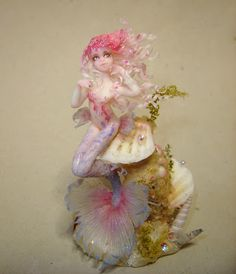 La Bottega delle Fate: Sunset Mermaid