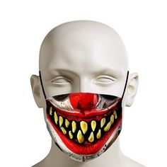 Scary Face Mask, horror movie mask, scary clown smile, monster mask, monster face mask,  funny face mask, coronavirus face mask, corona virus face mask, protection mask, covid-19 protection mask, Scary Clown Face, Clown Faces, Scary Faces, Scary Clowns, Funny Faces, Funny Face Mask, Face Masks, Facial, Best Gaming Wallpapers