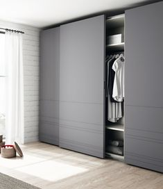 If you are trying to find a wardrobe for your desire room, right here are some great style wardrobe motivations in your room. Wardrobe Interior Design, Wardrobe Design Bedroom, Bedroom Furniture Design, Modern Bedroom Design, Bedroom Decor, Bedroom Wardrobe, Wardrobe Closet, Built In Wardrobe, Modern Wardrobe