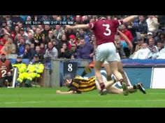 Check out this stunner of a game as County Galway takes on Kilkenny in a 2012  hurling match. http://www.ydtalk.com/hurley/2012/07/25/rare-treat-for-hurling-fans-a-complete-hurling-broadcast-from-ireland/