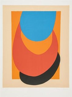 View Straw, Orange, Blue By ; lithograph printed in colours; Access more artwork lots and estimated & realized auction prices on MutualArt. Robert Henri, Yorkie, Printmaking, Frost, Auction, Colours, Orange, Abstract, Antiques