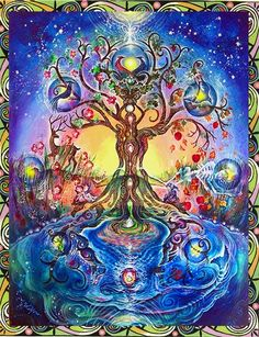 Druids Trees:  #Tree of Life.
