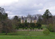 Château du Gué - Vienne, Limousin