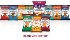 Beanitos - learned that these are peanut-free :)