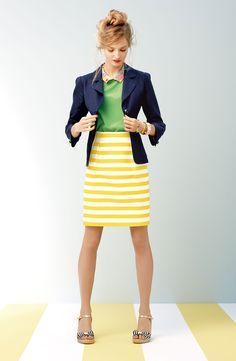 kate spade new york jacket, top & skirt   Nordstrom