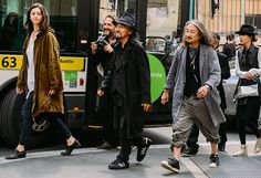 Streetstyle of Men's Paris Fashion Week Spring 2015 16 - Lets Restycle