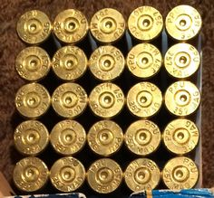 20 Inert .357 Magnum Casings by EjectedBrass on Etsy