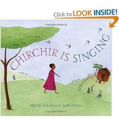 Amazon.com: Chirchir Is Singing (9780375861987): Kelly Cunnane, Jude Daly: Books