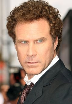 Will Ferrell - because I love me some funny