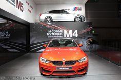 Mondial de l'automobile 2014 Paris - BMW M3 V6