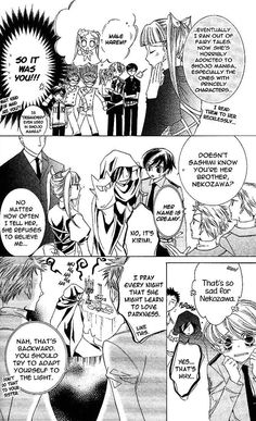 Read Ouran High School Host Club Chapter 21 - Haruhi is a poor tomboyish student at a school for the ultra-wealthy, and is able to attend because of a scholarship, but is unable to even afford a uniform. Ouran Host Club Manga, Cartoon Painting, High School Host Club, Manga Covers, Manga Pages, 21st, Humor, Wall Art, Comics