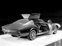 Pontiac Banshee XP-798 Concept Car '1966