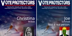 Vote Protectors, the anti-voter-fraud group hosted by Donald Trump ally and political dirty trickster Roger Stone, plans to send volunteers to monitor polling places in nine cities with high minority populations on Election Day, Stone said last week. Untrained poll-watchers have intimidated voters in previous elections. But Vote Protectors is going further than its predecessors. http://www.huffingtonpost.com/entry/vote-protectors-voter-intimidation_us_580e4e63e4b0a03911ee03bc