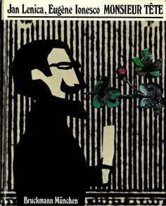 Jan Lenica, Eugène Ionesco. Monsieur Tête (1970)