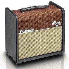 Palmer FAB 5 5Watt All-Tube Guitar Combo