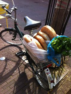 Onze omfietskoffie fiets
