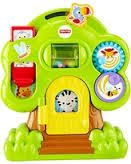 Fisher Price - Animal Friends Discovery Treehouse (CMV94)  Manufacturer: Mattel Barcode: 887961166163 Enarxis Code: 018224 #toys #Mattel #Fisher_Price #treehouse