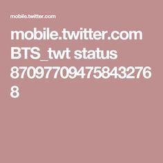 mobile.twitter.com BTS_twt status 870977094758432768