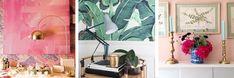 Decoração Simples e Estilosa de A a Z: Letras A B C • MeuEstiloDecor Basket Decoration, Tapestry, Home Decor, Baskets On Wall, Simple Things, Decorating Ideas, Tray Tables, Glow, Boas