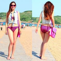 The Beach: Day 2 (by Sandra  P) http://lookbook.nu/look/3729731-The-Beach-Day-2