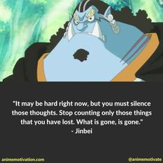 One Piece is a huge series with of anime quotes. So to give you a taste of nostalgia and inspiration, here are some of the BEST 49 worth sharing! One Piece Quotes, One Piece Meme, One Piece Manga, Anime Qoutes, Manga Quotes, Work Motivational Quotes, Quotes Inspirational, Plus Belle Citation, One Piece World