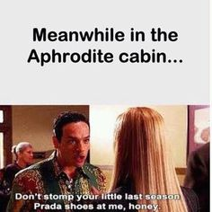 THINGS ARE HEATING UP IN THE APHRODITE CABIN