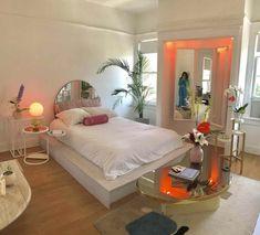 Room Design Bedroom, Room Ideas Bedroom, Cool Bedroom Ideas, Bedroom Decor, Bedroom Inspo, Master Bedroom, Minimalist Room, Aesthetic Room Decor, Dream Rooms