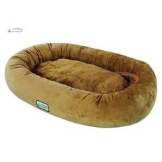 Armarkat Dog Bed in Brown -  Walmart.com $32.50, great reviews but 25x36, too big for crate