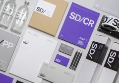 SD/ Brand on Behance