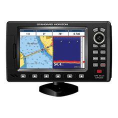 "Standard Horizon 7"" Color GPS CP390i - https://www.boatpartsforless.com/shop/standard-horizon-7-color-gps-cp390i/"