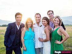 Full House...Inside Dave Coulier and Melissa Bring's Montana Wedding I Kacie Q Photography I Paradise Valley I Montana