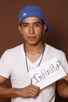 Infinite, Alan Reyes, México.