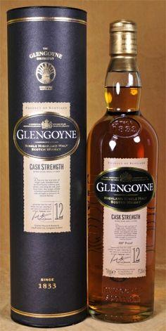 Glengoyne Whisky 12 y.o. Cask Strength