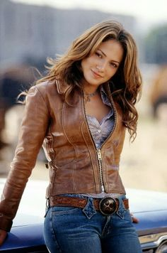 Jennifer Lopez : Seems Impressed by someone