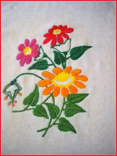 what is herringbone stitch embroidery - Google Search