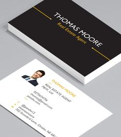 Simple Professional Business Card Web Design Ideas Pinterest - Professional business card design templates