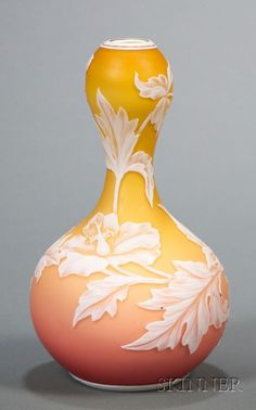 Webb Cameo Glass | Sale Number 2390, Lot Number 121 | Skinner Auctioneers