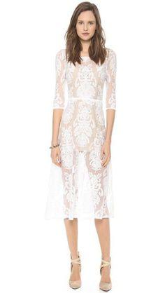For Love & Lemons San Marcos Dress, $224