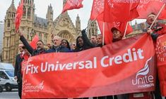 Universal credit savaged by public spending watchdog