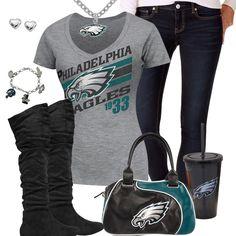 the best attitude 8d651 3d169 45 Best Philadelphia Eagles Fashion, Style, Fan Gear images ...
