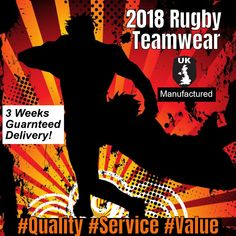 Partner with Future for your 2018 Rugby Teamwear! Unrivalled delivery times/Uk Manufactured/No min Reorers!  Club Kickbacks.#makeithsppen 07711905310