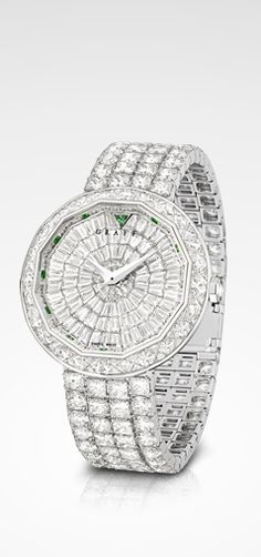 Graff watches are an extraordinary pairing of ingenious design and rare diamonds & gemstones. Discover the world's finest men's and ladies timepieces. High Jewelry, Jewelry Accessories, Graff Jewelry, Amazing Watches, Expensive Watches, Or Antique, Diamond Are A Girls Best Friend, Wedding Jewelry, Bracelet Watch