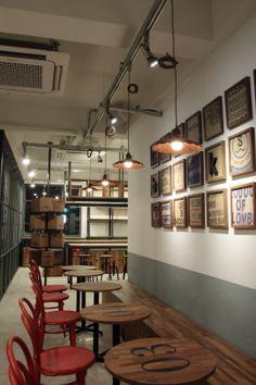 성신여대 입구 Bokka 커피숍